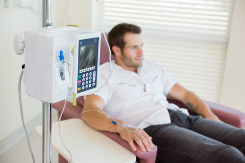 Chemotherapy and prostate cancer