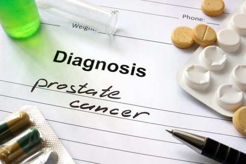 Prostate cancer diagnosis