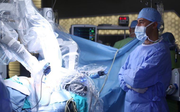 Robotic surgery in obese prostate cancer patients