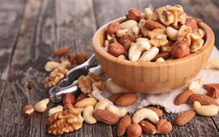 Prostate cancer patients should eat nuts for decreased risk of death