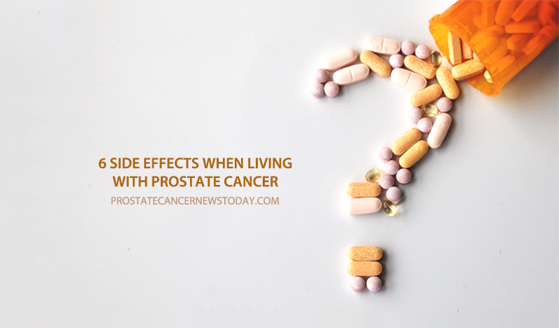 side effects prostate cancer