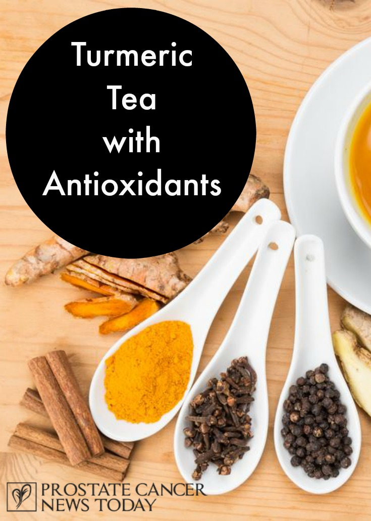 Turmeric Tea Recipe With Antioxidants | Prostate Cancer News Today