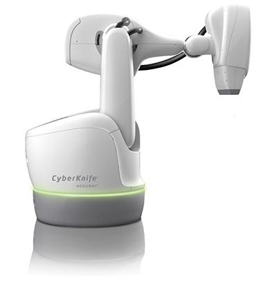 CyberKnife Therapy Prevents Prostate Cancer in Men at Low to Intermediate Risk, Study Says