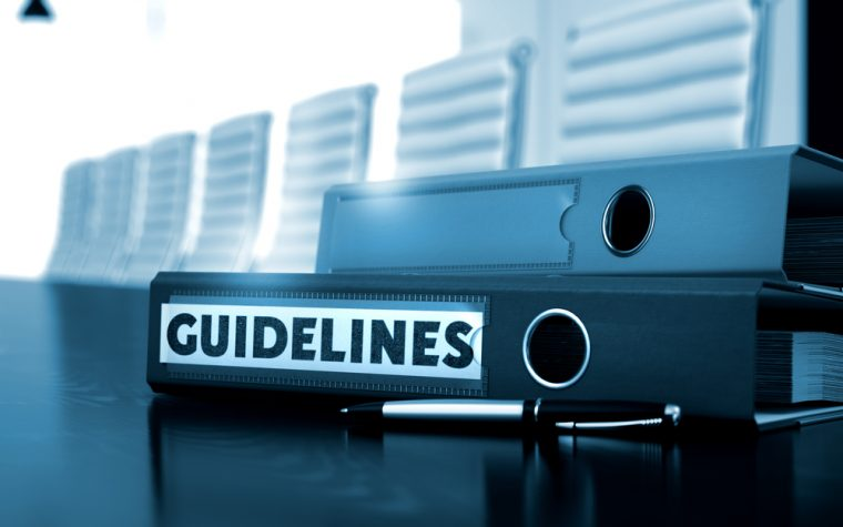 active surveillance guidelines