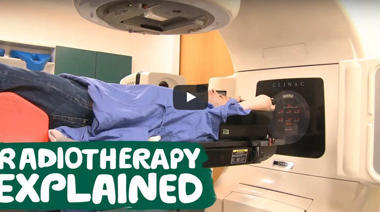Explaining Radiation Therapy for Cancer Treatment | Prostate Cancer