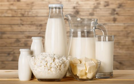 Whole Milk Increases Risk That Overweight Men's Prostate Cancer Will Return, Study Finds