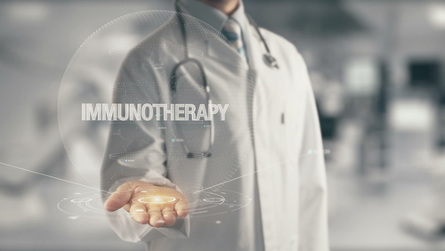 immunotherapy combo trial