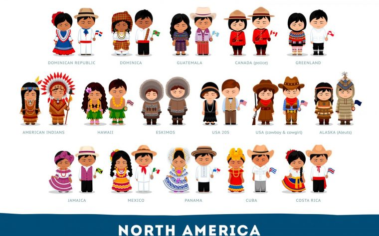 North American populations