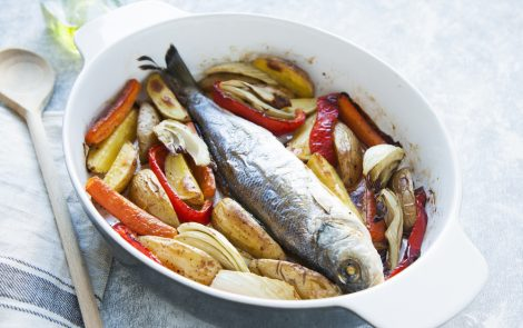 Mediterranean Diet Reduces Risk of Aggressive Prostate Cancer, Study Says